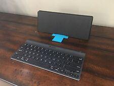 Logitech Tablet Keyboard for iPad, Black, Wireless