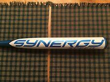*RARE* NICE EASTON SYNERGY Speed SRV4B Fastpitch Softball Bat 34/24 (-10) ASA
