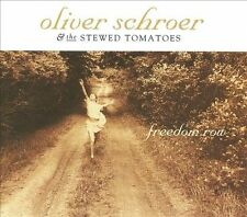New: Oliver Schroer & the Stewed Toma: Freedom Row  Audio CD