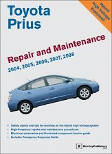 Toyota Prius Bentley Printed Repair Manual 04 to 08 FREE SHIPPING