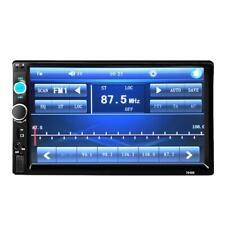 "7"" 2Din Car Multimedia Radio Mp5 Player Bluetooth Hd Rear View Camera 3"