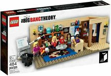 LEGO 21302 Ideas The Big Bang Theory (Brand New Sealed)