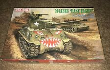 DRAGON M4A3E8 EASY EIGHT KOREAN WAR TANK IMPERIAL SERIES MODEL 1/35 SCALE 9009