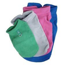 Hundebekleidung Mantel Winter Weste Jacke Fleece div. Farben  Gr. S M L