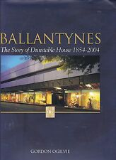 BALLANTYNES: STORY of DUNSTABLE HOUSE christchurch new zealand history