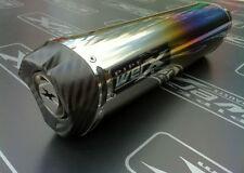 Honda CBR500r 2012 + Colour Titanium Tri-Oval Carbon Outlet Exhaust SL