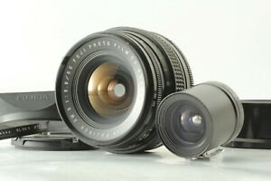 【MINT w/Hood, Finder】 Fujica Fujinon SW S 50mm f/5.6 For G/GL690 GM670 Japan 393