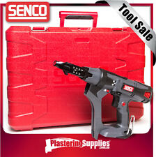 "Senco Screwgun 2"" Cordless Auto-Feed Drywall  Tool & Case DS215-18V"