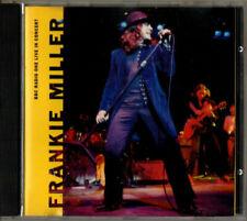 FRANKIE MILLER BBC RADIO ONE LIVE IN CONCERT CD 1977-79 DARLIN BRICKYARD BLUES