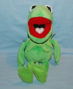 """The Muppets Kermit The Frog Plush 15"""" Toy"""