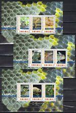 Nederland 2768-C-9/11  2010 Postzegelbeurs beurs Sindelfingen blokjes nrs 9-11
