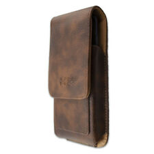 Smartphone Case for Vestel 5530 Outdoor Case Protective Cover in brown