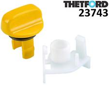 THETFORD YELLOW CASSETTE BLADE OPENER FOR C200 CASSETTE TOILET - 23743