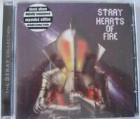 STRAY hearts of fire (CD, album, remastered) classic rock, very good condition,