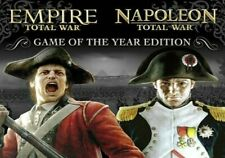 Empire and Napoleon: Total War Collection GOTY Edition Global PC KEY (Steam)