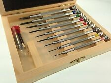 Precision Watchmakers Screwdrivers French made by Grobet