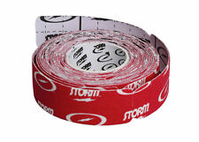 "Storm Thunder Tape PRE CUT Roll New Red 1"" Hada"