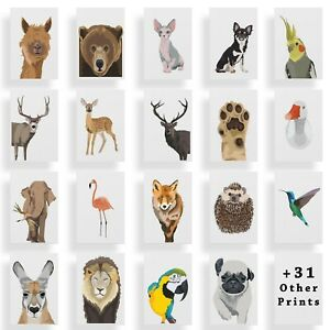 Animal Animals, Pet, Pets, print, poster, prints, posters, wall art, gift, gifts