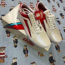 VANS x David Bowie Old Skool Aladdin Sane Shoes  Men's US 11.5 EUR 45 NEW w/ Box