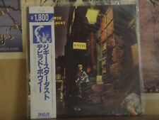 DAVID BOWIE, ZIGGY STARDUST - JAPANESE LP RPL-21O2 W/ OBI