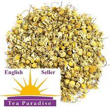 CHAMOMILE DRIED FLOWERS HERBAL LOOSE LEAF TEA HIGHEST QUALITY 10g - 500g