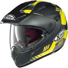X-LITE X-551 GT CALAMA GIALLO 022 ADV casco da moto - GRANDE OFFERTA