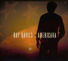 Americana - Ray Davies (Kinks) (CD Digipak, 2017, Legacy) - FREE SHIPPING