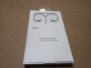 FiiO LC-4.4D - 4.4mm High-Purity Monocrystalline Silver Litz MMCX Cable (6925)