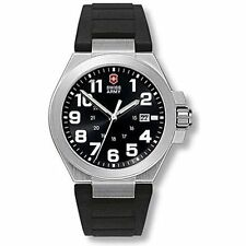 Victorinox Swiss Army Active Convoy Men's Quartz Watch 241162 black face