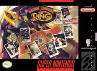 Boxing Legends of the Ring Super Nintendo Game SNES Used