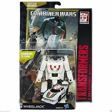 Transformers Generation Combiner Wars Deluxe Wave 6 IDW G1 Wheeljack NEW