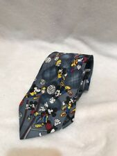Disney Mickey Neck Tie Unlimited By Balancine INC All Sport Basketball Football