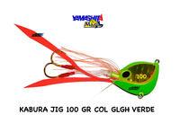 KABURA OIRAN YAMASHITA GR 100 COL VERDE GLGH