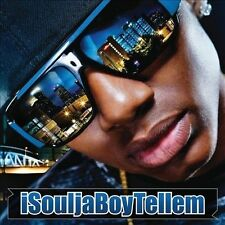 iSouljaBoyTellem Explicit Lyrics Soulja Boy  Format: Audio CD  parental explicit