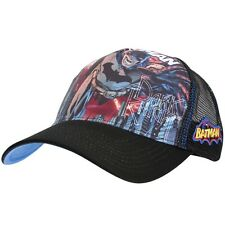 Batman - Lunging Dark Knight Trucker Cap
