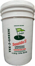 Seaside 2 Creeping Bentgrass Seed - 25 Lbs. Pail (16,000 sq. ft. coverage)