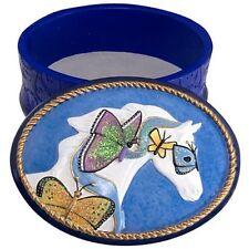 Trail of Painted Ponies Earth Angels Keepsake Trinket Box  18310