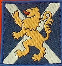 Royal Regiment of Scotland TRF RRS DZ Combat Badges