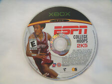 ESPN College Hoops 2K5 - Disc only - Xbox!