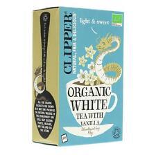 Clipper | White Tea with Vanilla | 1 x 26 bags