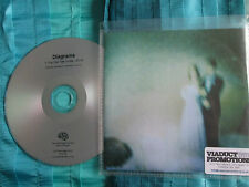 Diagrams You Can Talk To Me Promo Full Time Hobby Records CDr Single