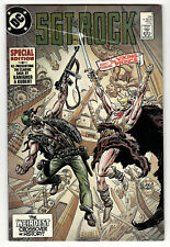 SGT. ROCK SPECIAL # 1  - DC 1988 (vf-)