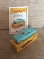 Atlas Editions Dinky Toys Chevrolet Corvair Scale 1:43 #552 New & Sealed