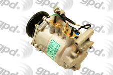 A/C Compressor-New Global 6511495 fits 2002 Honda CR-V 2.4L-L4