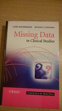 Missing Data in Clinical Studies -Ex Library Book, very good