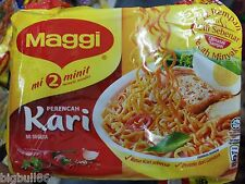 MAGGI HOT & SPICY CURRY INSTANT NOODLES RAMYUN MALAYSIAN RECIPE* FREE SHIPPING