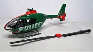 Wiking 1:87 Eurocopter EC 135 Hubschrauber OVP 022 02 Polizei - siehe Text