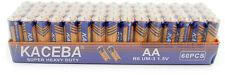 Lot of 60 AA Batteries EXTRA Heavy Duty 1.5 V Wholesale Lot New Fresh