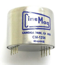 Cinemag 1254-PC Enhanced Moving Coil Cartridge Transformer (CMQEE-3440A Type) C7