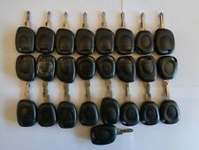 Genuine Renault Car Key Remote Fobs 1 Button a job lot of 25